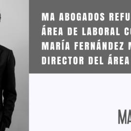 José María Fernández Mota Como Director Del área