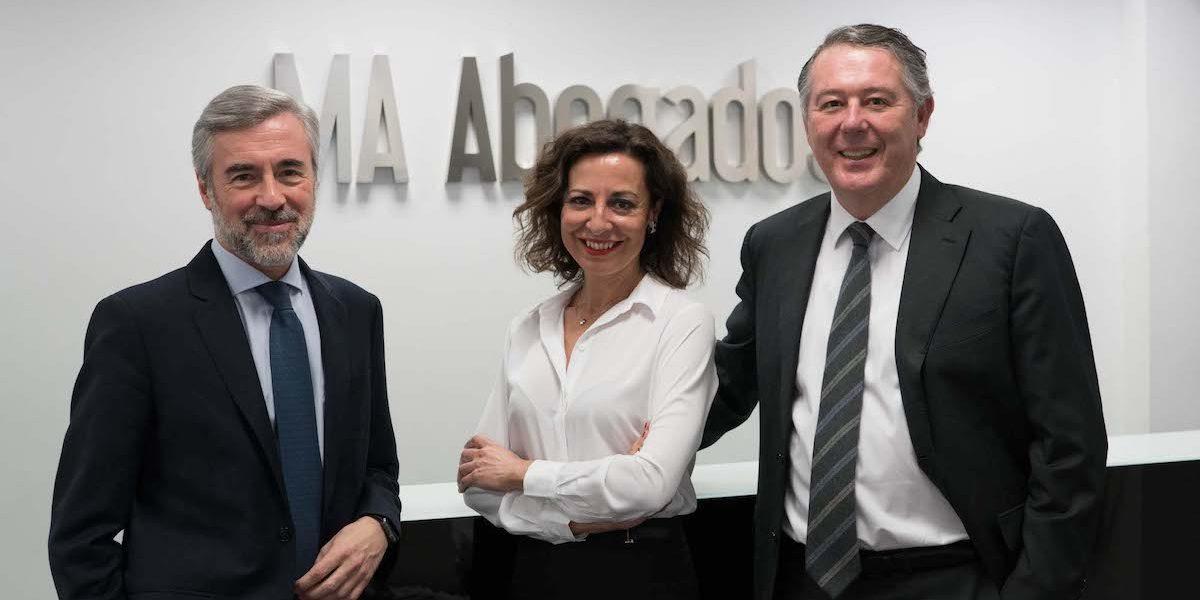 Mercedes Carmona, Socia Directora De MA Abogados