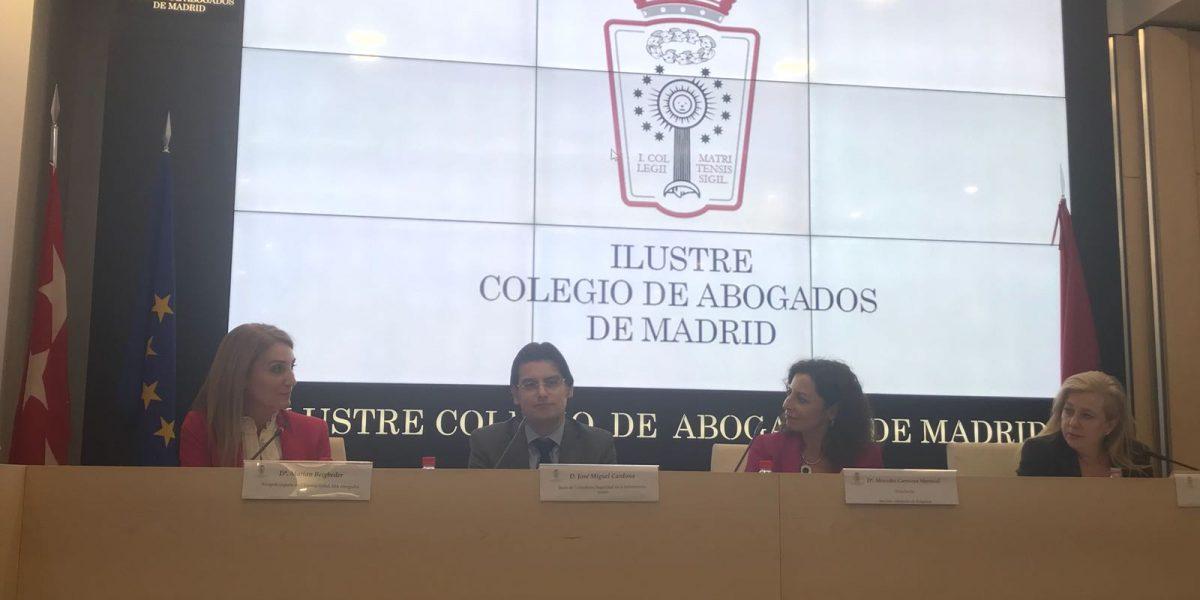MA Abogados Participa En Una Mesa Sobre Ciberseguridad En El Ilustre Colegio De Abogados De Madrid
