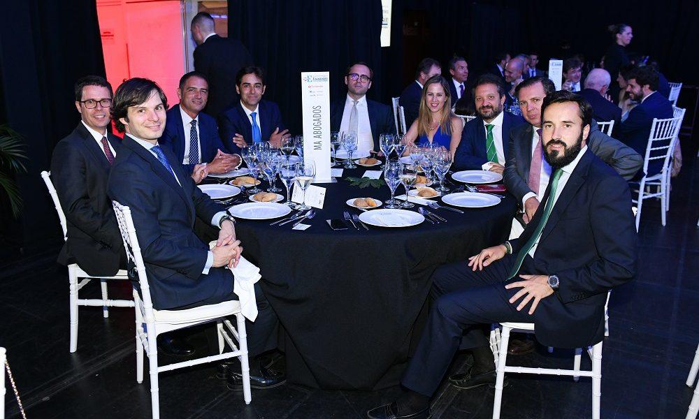 MA Abogados En La Entrega De Los Premios De Expansión