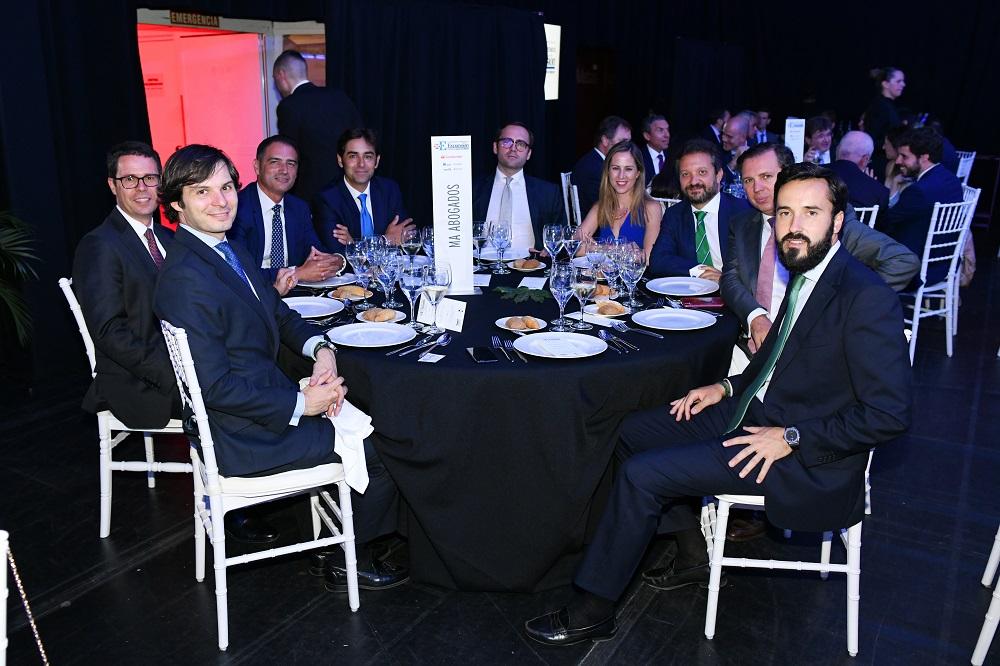 MA Abogados En La Entrega De Premios Expansión