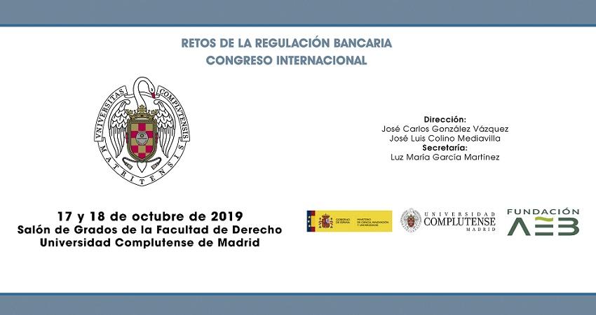 Retos De La Regulación Bancaria, José Carlos González, MA Abogados