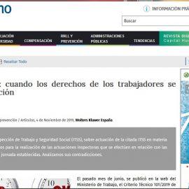 Registro De Jornada, Jacobo Romera Del Corral, MA Abogados