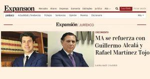 Expansión Jurídico, MA Abogados