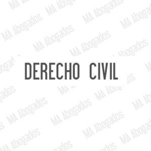 Derecho Civil, MA Abogados