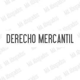 Derecho Mercantil, MA Abogados